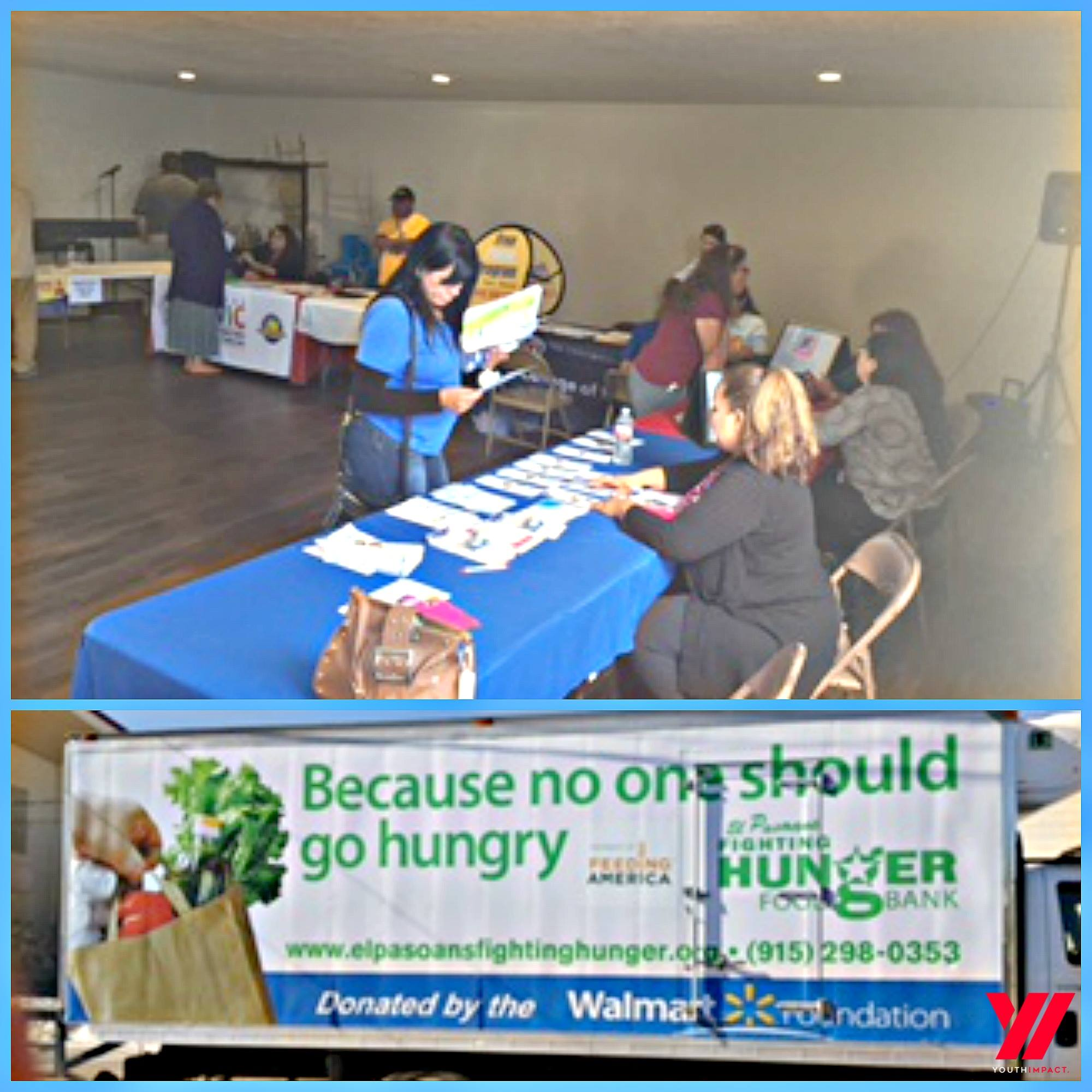 Community Health Fair and Monthly Food Pantry