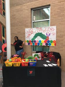 Celebrating our Children and Promoting Literacy in El Paso. Youth Impact promotes literacy with games and activities at Armijo Library.