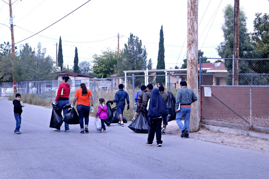 Canutillo Community Clean Up