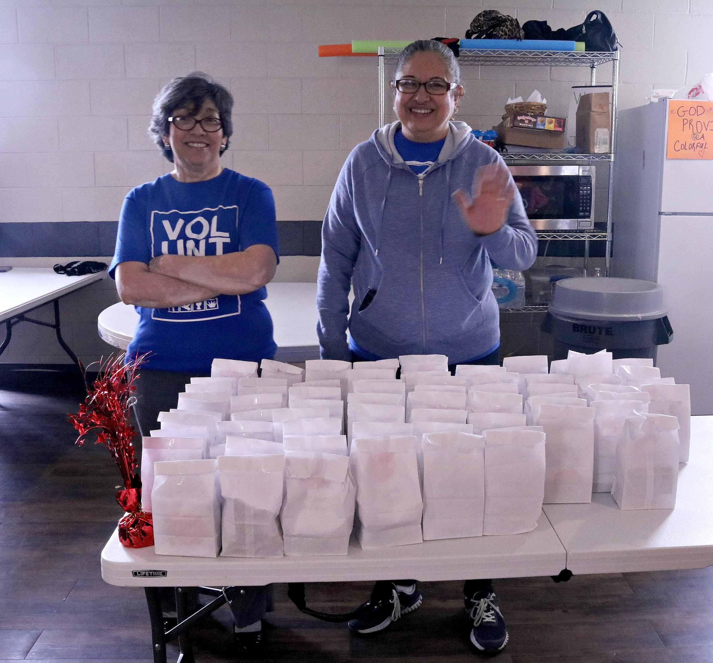 Youth Impact Food Pantry