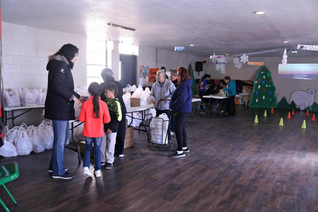 Food Bank: January's Monthly Food Pantry in El Paso