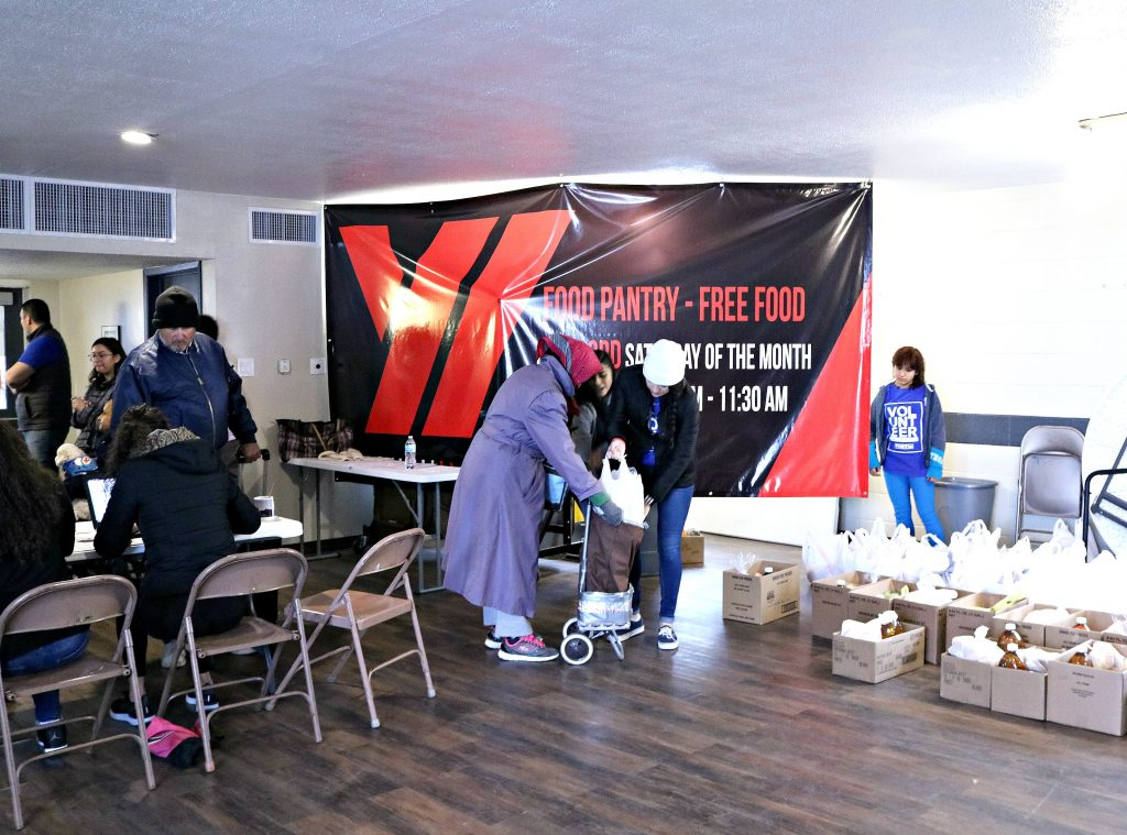 March's Food Pantry in El Paso was a success. Read how we helped some of our local community families.