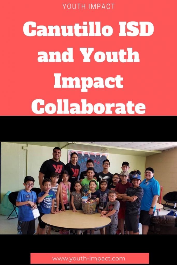 CISD and Youth Impact Collaborate. Read how one local nonprofit collaborates with the local school to help make improvements. #foodpantry #servingourcommunity #elpasononfprofit